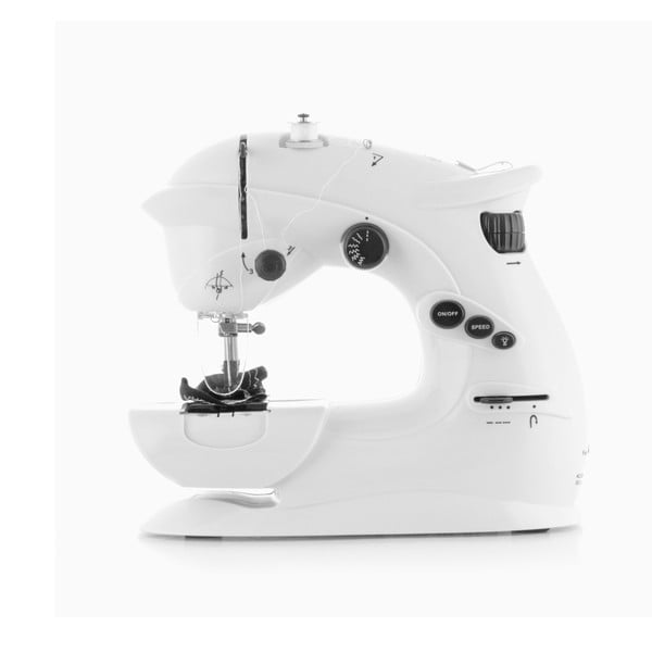 Bílý šicí stroj InnovaGoods Sewing Machine
