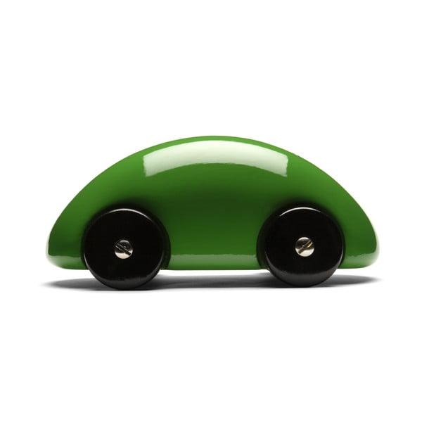 Dřevěné autíčko Streamliner Green
