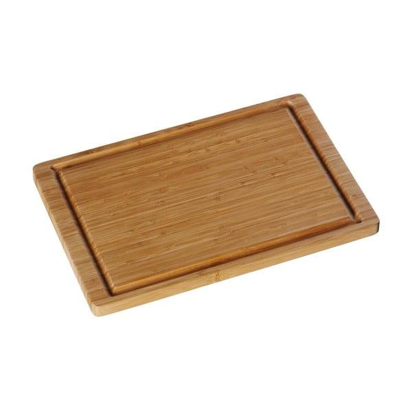 Deska do krojenia z drewna bambusowego WMF, 38x25 cm