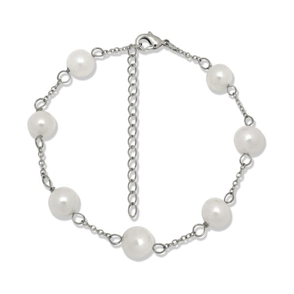 Bransoletka z pereł Pearls of London Sterling