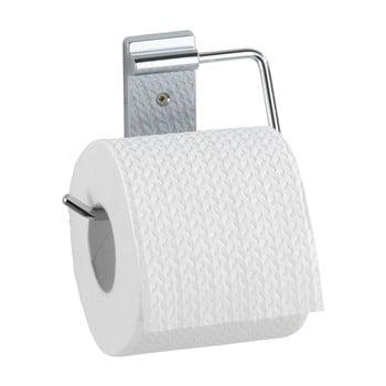 Suport de perete pentru hârtie igienică Wenko Basic