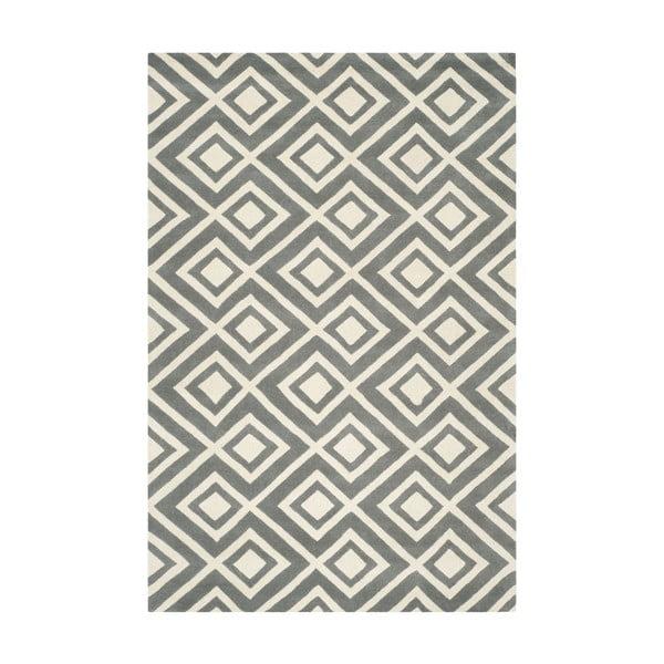 Koberec Sloane 152x243 cm, šedý