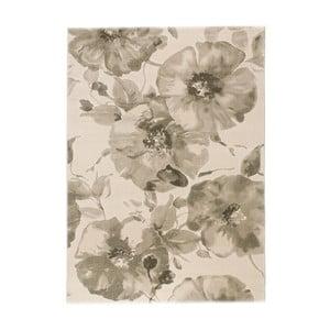 Šedobéžový koberec Universal Opus Gris, 160x230cm