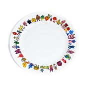 Talíř Doodle Plate Large