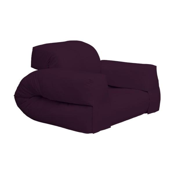 Variabilní křeslo Karup Hippo Purple Plum