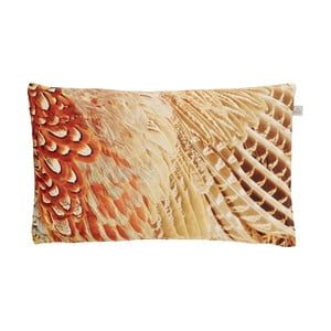 Polštář Amana Taupe, 30x50 cm