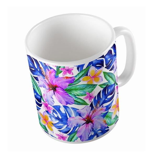 Keramický hrnek Magic Flower, 330 ml