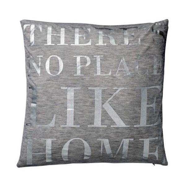 Polštář Like Home Grey, 40x40 cm