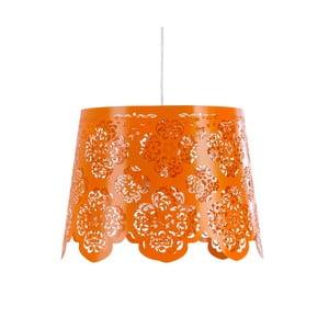 Závěsné světlo Large Ibiza, oranžové