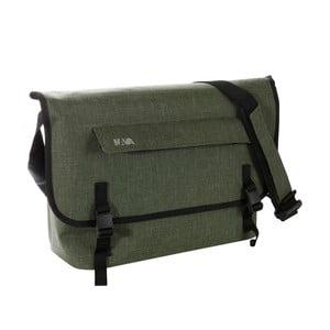 Taška Superbag Messenger Green