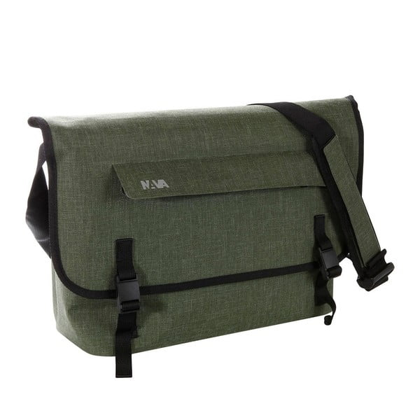 Taška Superbag Messenger Green