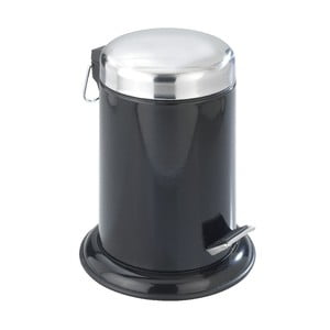 Pedálový koš Retoro, černý