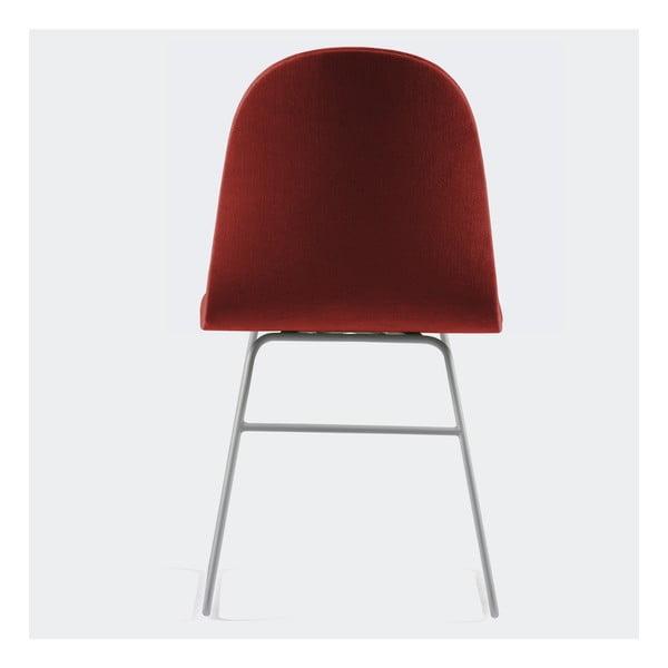 Židle Mannequin Triangle, červená