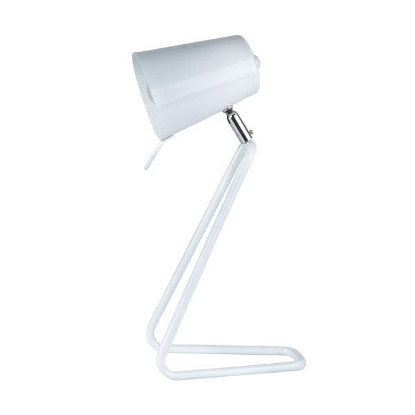 Stolní lampa Z, bílá
