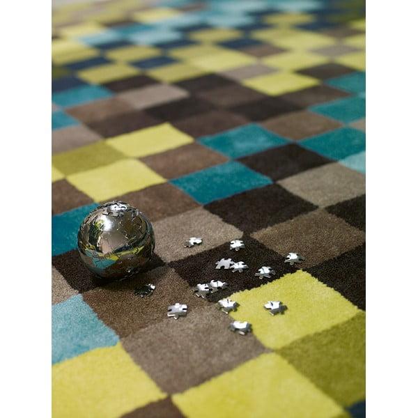 Koberec Pixel Blue 120x180 cm