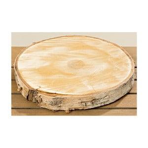 Dřevěná podložka Boltze Birki, 28cm