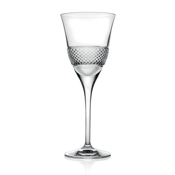 Set 2 pahare de vin RCR Cristalleria Italiana Giacomo