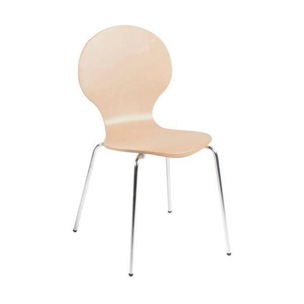 Světle hnědá  jídelní židle Actona Marcus