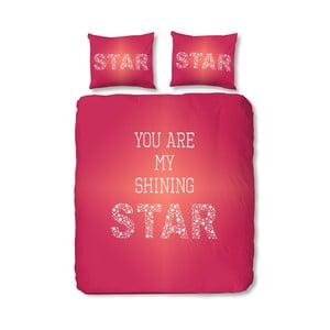 Bavlněné povlečení Muller Textiels Star, 140x200cm