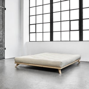Postel Karup Senza Bed Natural, 180 x 200 cm