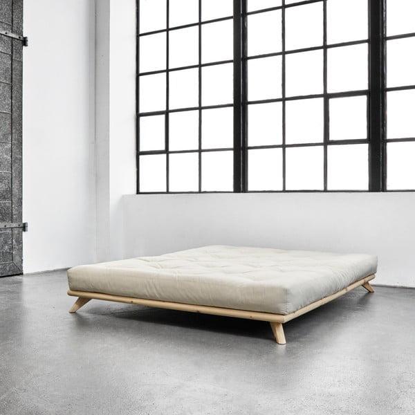 Łóżko Karup Senza Bed Natural,180x200cm