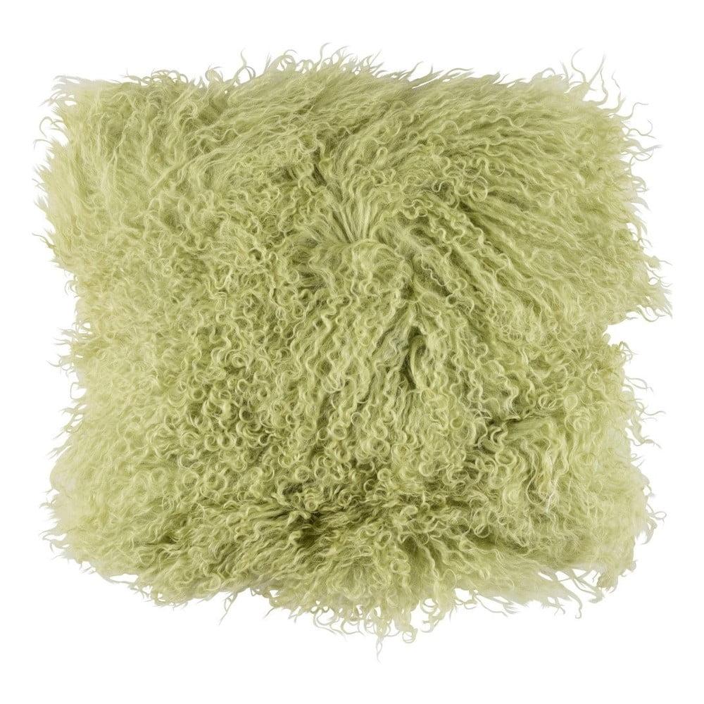Vlněný polštář z ovčí kožešiny Auskin Buchanan, 35 x 35 cm