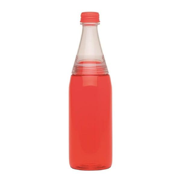 Láhev Bistro To-Go 700 ml,  červená