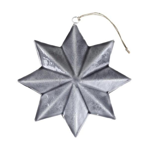 Kovová vánoční dekorace ASimple Mess Ida