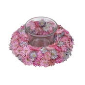 Suport pentru lumânare Ego Dekor, ⌀ 12 cm, roz