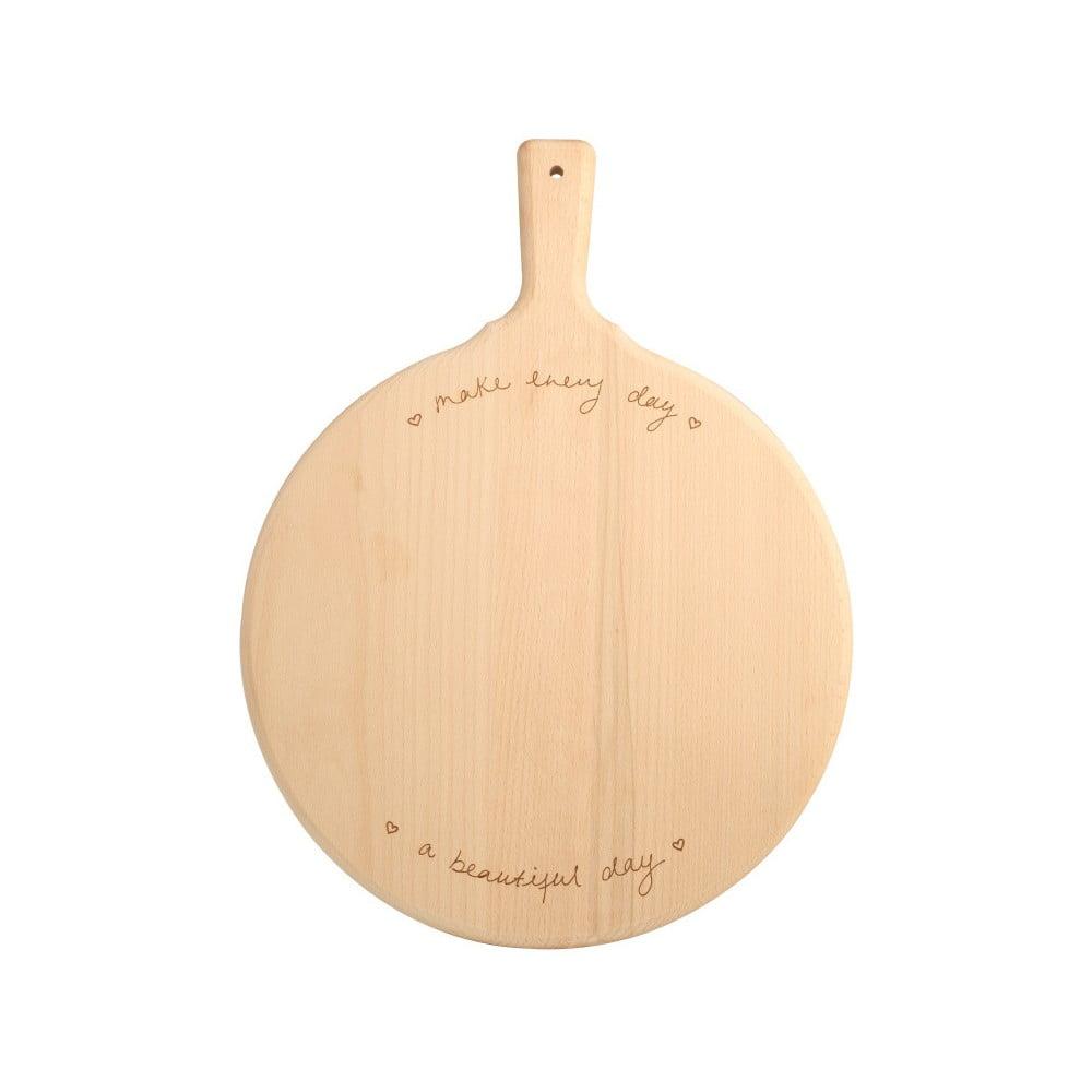 Velké prkénko z bukového dřeva T&G Woodware Sophie