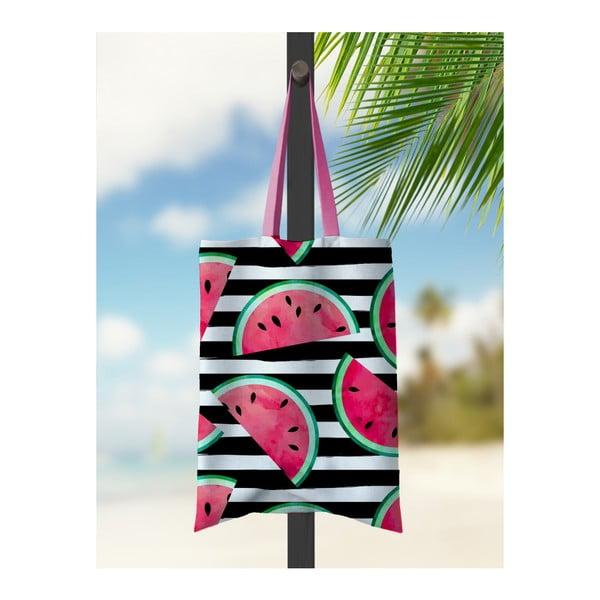 Geantă de plajă Kate Louise Watermelon