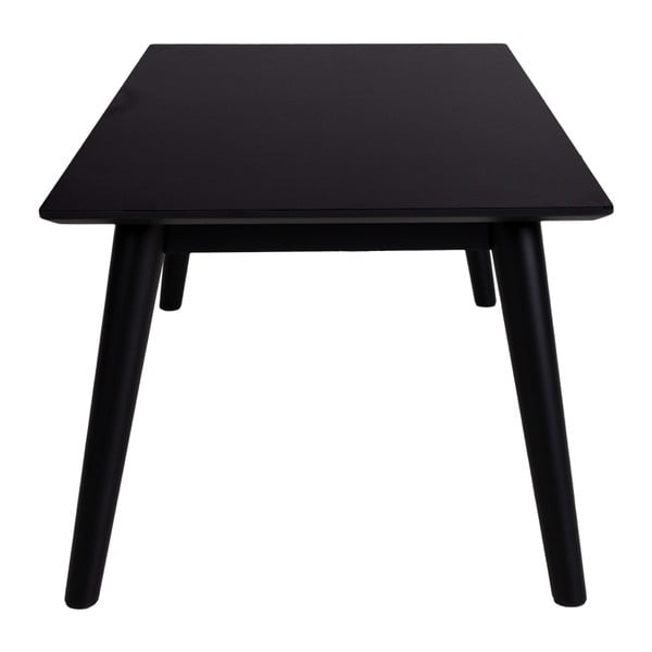 Černý konferenční stůl House Nordic Copenhagen, délka 120 cm