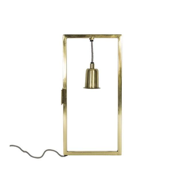 Nástěnná lampa z kovu HF Living, 18 x 40 cm