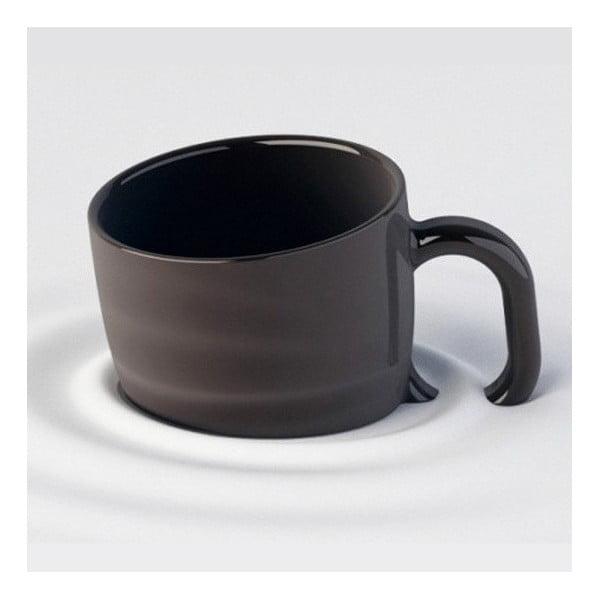Čierny keramický potápajúci sa hrnček Gift Republic