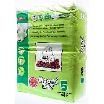 Scutece pentru bebeluși Muumi Baby Maxi, mărimea 5, 3 x 44 imagine