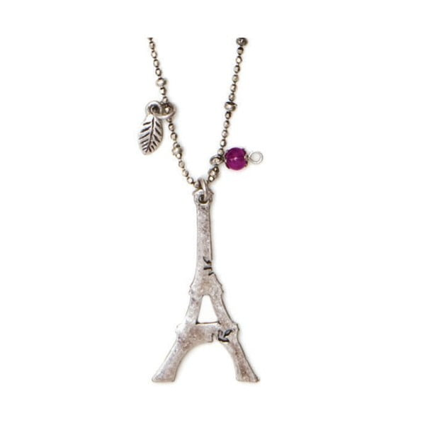 Náhrdelník Eiffel Tower Silver