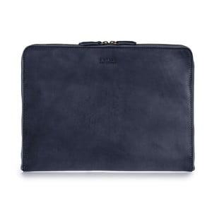 """Kožený obal na notebook 13"""" na zip O My Bag"""