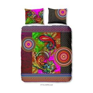 Lenjerie pentru pat dublu HIP Jaipur, 200 x 200 cm + fețe de pernă 80 x 80 cm