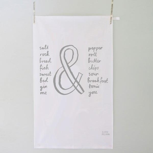 Utěrka Karin Åkesson Design Me&You, 48x78 cm