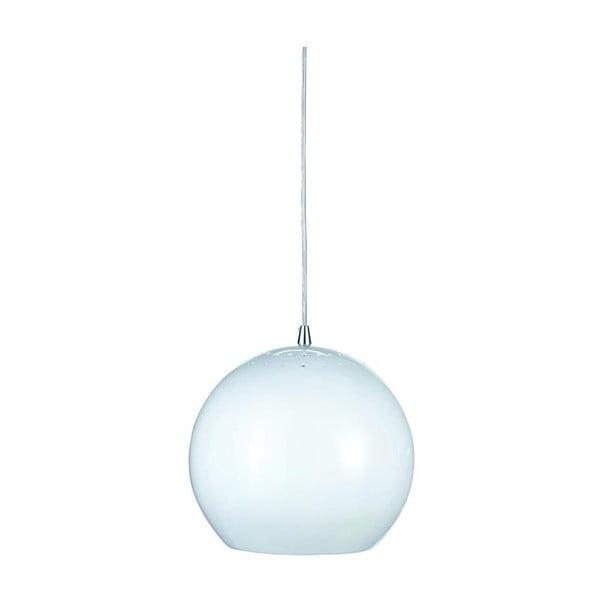 Závěsné světlo Elba 28 cm, bílé