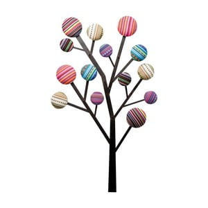 Cuier de perete Kare Design Bubble Tree