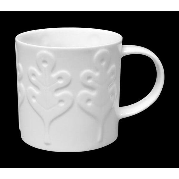Hrnek z kostního porcelánu Tom Tom Oak Leaf