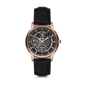Dámské hodinky s koženým řemínkem Santa Barbara Polo & Racquet Club Posh