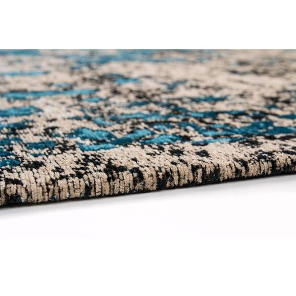 Béžovo-modrý koberec Kayoom Autumn Beige, 120x170cm