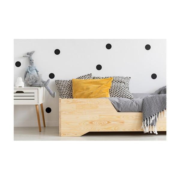 Dětská postel z borovicového dřeva Adeko Mila BOX 1,90x200cm