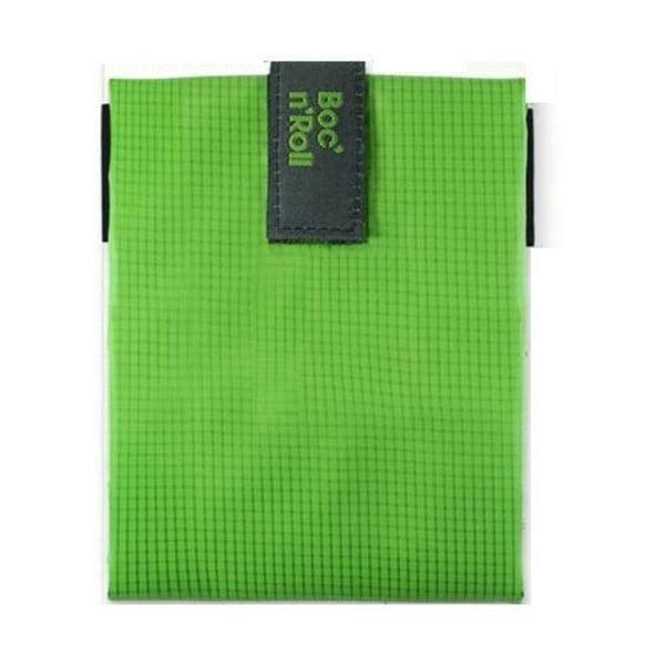Svačinová kapsa Boc'n'Roll SQ, zelená