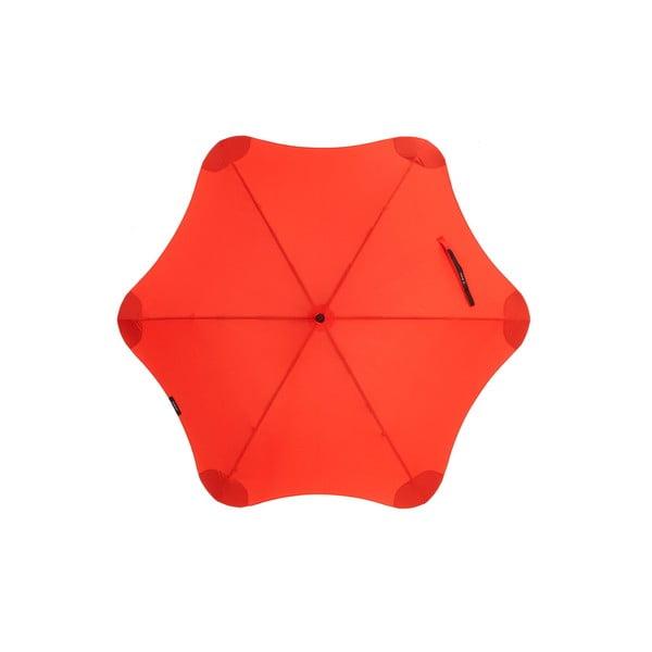 Vysoce odolný deštník Blunt XS_Metro 95 cm, červený
