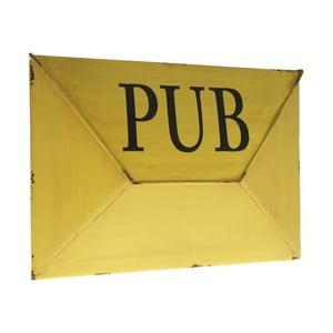 Schránka na dopisy Pub Jaune