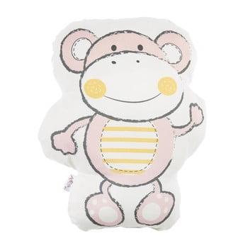 Pernă din amestec de bumbac pentru copii Apolena Pillow Toy Beatto, 31 x 36 cm, roz de la Apolena