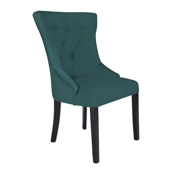 Tyrkysově zelená židle Kooko Home Tango